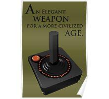 Atari 2600 Star Wars T-shrit Poster