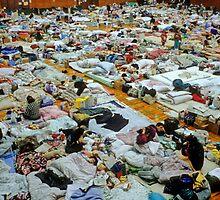Earth quake (12), 1995  KOBE  JAPAN by yoshiaki nagashima