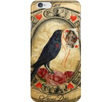 Love Never Dies iPhone Case/Skin