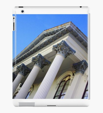 Gothic architecture iPad Case/Skin