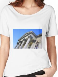 Gothic architecture Women's Relaxed Fit T-Shirt