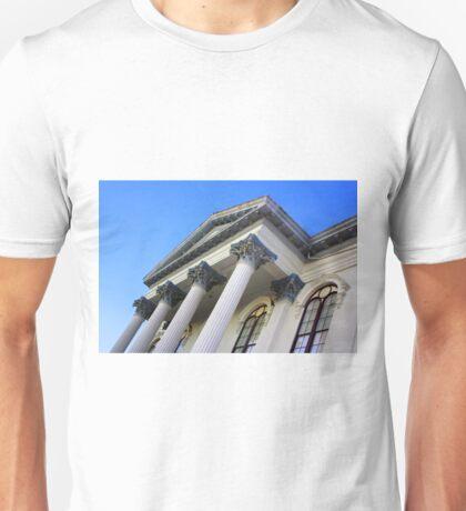 Gothic architecture Unisex T-Shirt