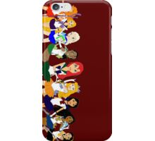 Sailor Princesses iPhone Case/Skin