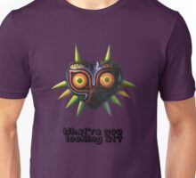 TLoZ: Majora's Mask 3D - What're You Looking At?  Unisex T-Shirt