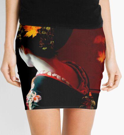 Autumn Mini Skirt