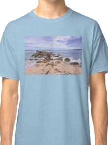 Seascape With Rocks Classic T-Shirt