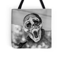 Scary Hallow Tote Bag