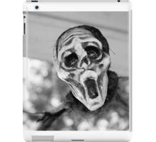 Scary Hallow iPad Case/Skin
