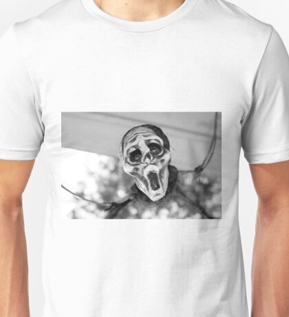 Scary Hallow Unisex T-Shirt