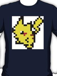 Pokemon 8-Bit Pixel Pikachu 025 T-Shirt
