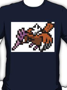 Pokemon 8-Bit Pixel Fearow 022 T-Shirt