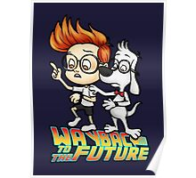 WAYBAC to the Future Poster