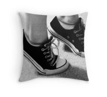 and i dance away and away...until forever Throw Pillow