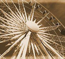 Ferris Wheel by Teagan Louise
