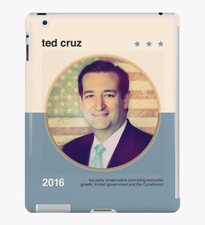 Ted Cruz 2016 iPad Case/Skin