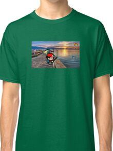 Gone Fishing with Ash Ketchum Classic T-Shirt