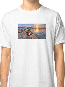 Gone Fishing with Ash Ketchum Classic T-Shirt