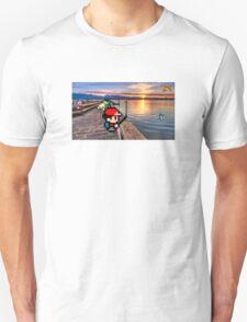 Gone Fishing with Ash Ketchum T-Shirt