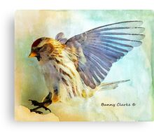 Flight I (All proceeds donated to Cancer Research) Metal Print