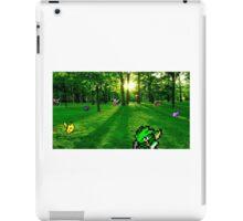 Safari Zone Fun iPad Case/Skin