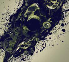 Mad Skulls Sticker