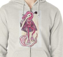 The Flappy Bozo Zipped Hoodie