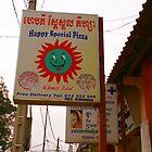 Happy Special Pizza by Trishy