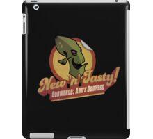 RUPTURE FARMS: NEW N TASTY! iPad Case/Skin