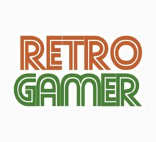 Retro Gamer geek One Piece - Short Sleeve