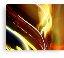 Funky Lights Canvas Print