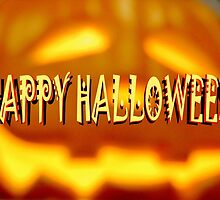 HAPPY HALLOWEEN by Jean Gregory  Evans