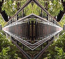 Funicular Reflections by Hugh Fathers
