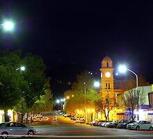 Fitzroy St. Tamworth NSW  by Craig Stronner