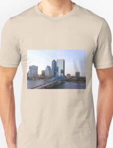 Blue Bridge Jacksonville Florida T-Shirt