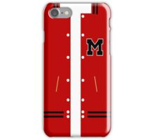 Glee Football Jacket iPhone Case/Skin