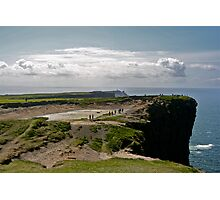 Tourism - Cliffs of Moher Photographic Print