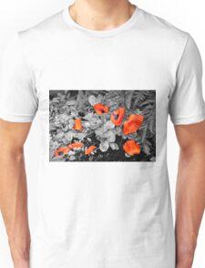 Fallen Petals Unisex T-Shirt