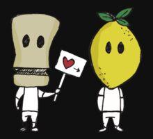 Lemon Love One Piece - Short Sleeve