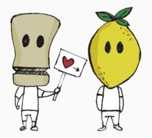 Lemon Love Kids Tee