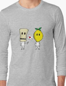 Lemon Love Long Sleeve T-Shirt