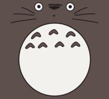Totoro by laperalimonera8