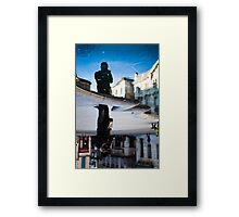 Who's Shooting Who? - Arles, France - 2010 Framed Print