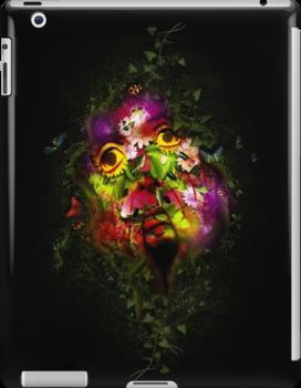 Flower Girl by grafoxdesigns