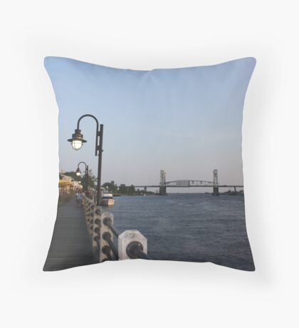 Wilmington Dusk Throw Pillow