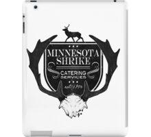Minnesota Shrike Catering iPad Case/Skin