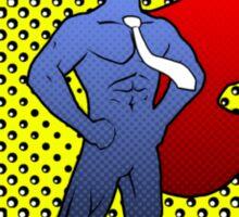 Alter Ego: Secret Hero - Redubbed Sticker