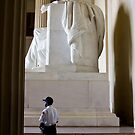 Secure with Lincoln  by AmyRalston