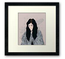 alayne stone Framed Print