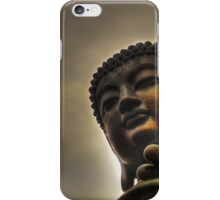 Giant Buddha iPhone Case/Skin
