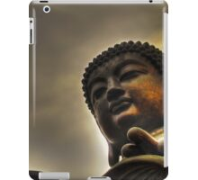 Giant Buddha iPad Case/Skin